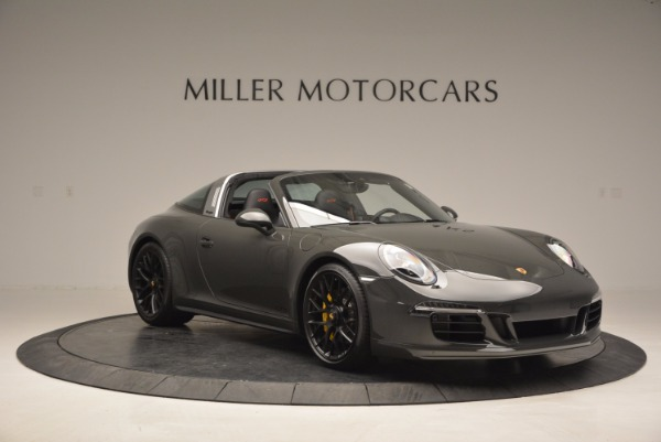 Used 2016 Porsche 911 Targa 4 GTS for sale Sold at Maserati of Greenwich in Greenwich CT 06830 11