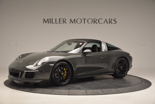 Used 2016 Porsche 911 Targa 4 GTS for sale Sold at Maserati of Greenwich in Greenwich CT 06830 13