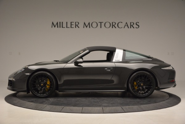 Used 2016 Porsche 911 Targa 4 GTS for sale Sold at Maserati of Greenwich in Greenwich CT 06830 14