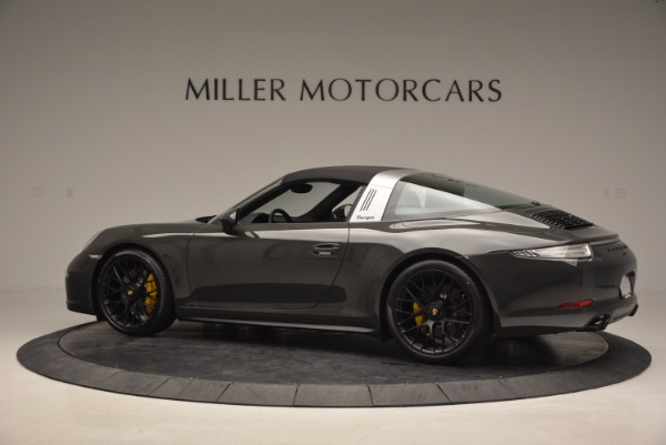 Used 2016 Porsche 911 Targa 4 GTS for sale Sold at Maserati of Greenwich in Greenwich CT 06830 15