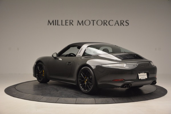 Used 2016 Porsche 911 Targa 4 GTS for sale Sold at Maserati of Greenwich in Greenwich CT 06830 16