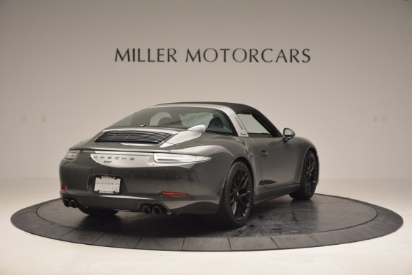 Used 2016 Porsche 911 Targa 4 GTS for sale Sold at Maserati of Greenwich in Greenwich CT 06830 18