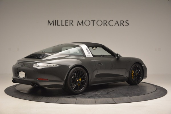 Used 2016 Porsche 911 Targa 4 GTS for sale Sold at Maserati of Greenwich in Greenwich CT 06830 19