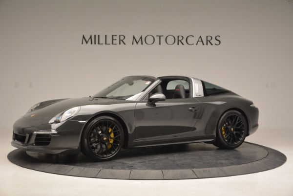 Used 2016 Porsche 911 Targa 4 GTS for sale Sold at Maserati of Greenwich in Greenwich CT 06830 2