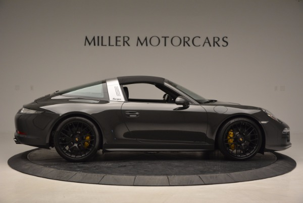 Used 2016 Porsche 911 Targa 4 GTS for sale Sold at Maserati of Greenwich in Greenwich CT 06830 20