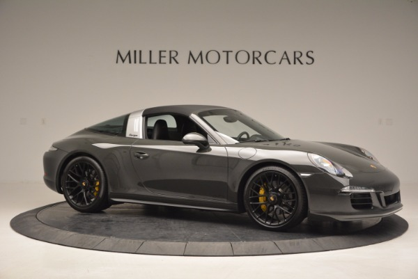 Used 2016 Porsche 911 Targa 4 GTS for sale Sold at Maserati of Greenwich in Greenwich CT 06830 21