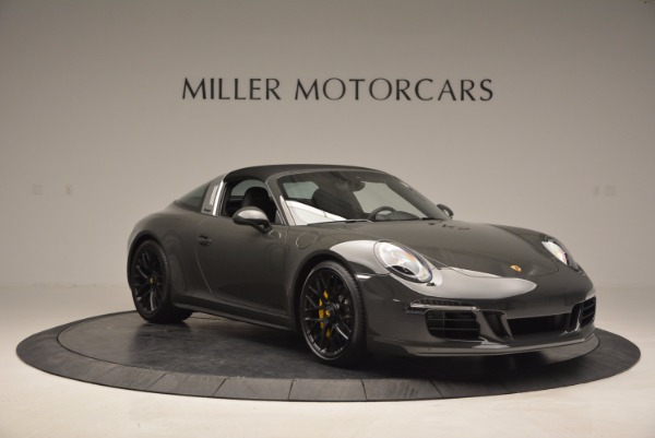 Used 2016 Porsche 911 Targa 4 GTS for sale Sold at Maserati of Greenwich in Greenwich CT 06830 22