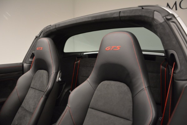 Used 2016 Porsche 911 Targa 4 GTS for sale Sold at Maserati of Greenwich in Greenwich CT 06830 26