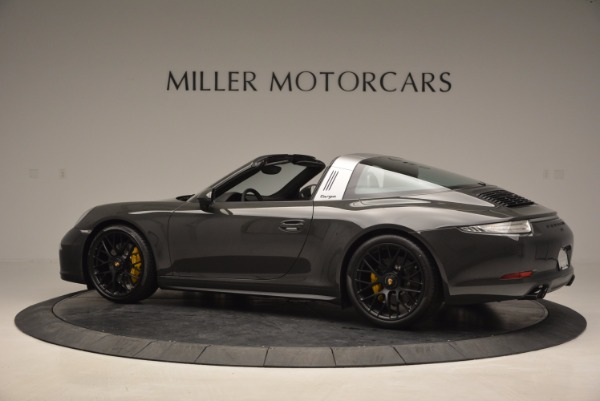Used 2016 Porsche 911 Targa 4 GTS for sale Sold at Maserati of Greenwich in Greenwich CT 06830 4
