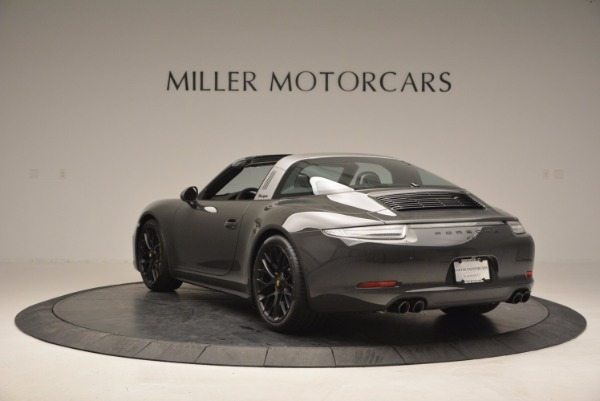 Used 2016 Porsche 911 Targa 4 GTS for sale Sold at Maserati of Greenwich in Greenwich CT 06830 5