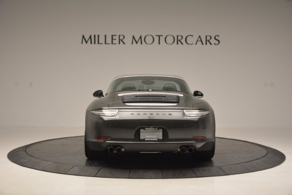 Used 2016 Porsche 911 Targa 4 GTS for sale Sold at Maserati of Greenwich in Greenwich CT 06830 6