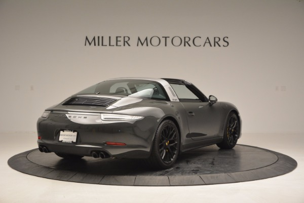 Used 2016 Porsche 911 Targa 4 GTS for sale Sold at Maserati of Greenwich in Greenwich CT 06830 7