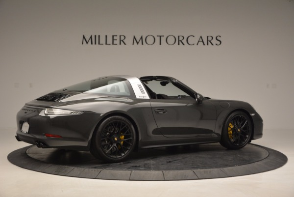 Used 2016 Porsche 911 Targa 4 GTS for sale Sold at Maserati of Greenwich in Greenwich CT 06830 8