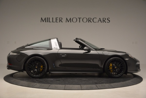 Used 2016 Porsche 911 Targa 4 GTS for sale Sold at Maserati of Greenwich in Greenwich CT 06830 9