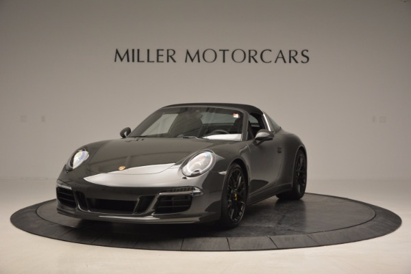 Used 2016 Porsche 911 Targa 4 GTS for sale Sold at Maserati of Greenwich in Greenwich CT 06830 1