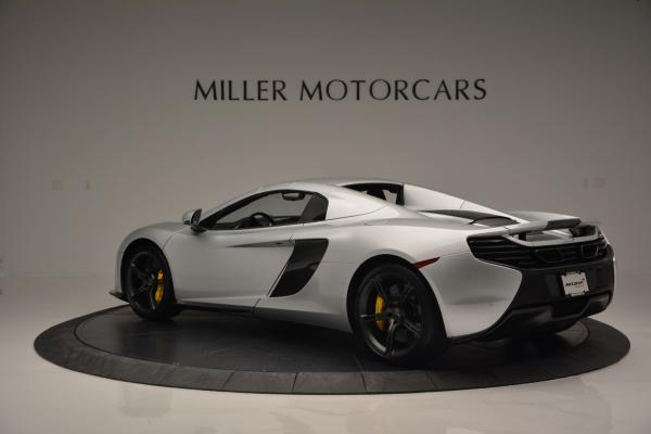 New 2016 McLaren 650S Spider for sale Sold at Maserati of Greenwich in Greenwich CT 06830 14