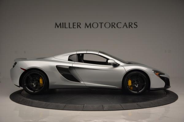New 2016 McLaren 650S Spider for sale Sold at Maserati of Greenwich in Greenwich CT 06830 17