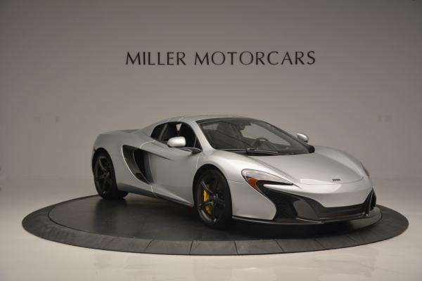 New 2016 McLaren 650S Spider for sale Sold at Maserati of Greenwich in Greenwich CT 06830 18