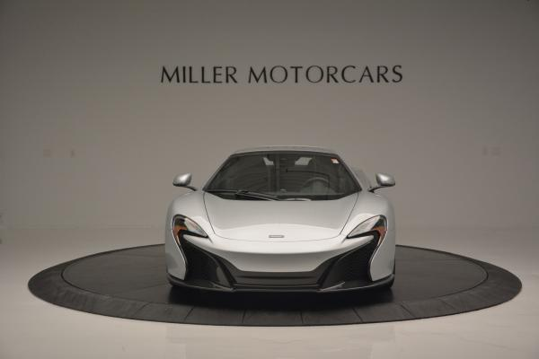 New 2016 McLaren 650S Spider for sale Sold at Maserati of Greenwich in Greenwich CT 06830 19