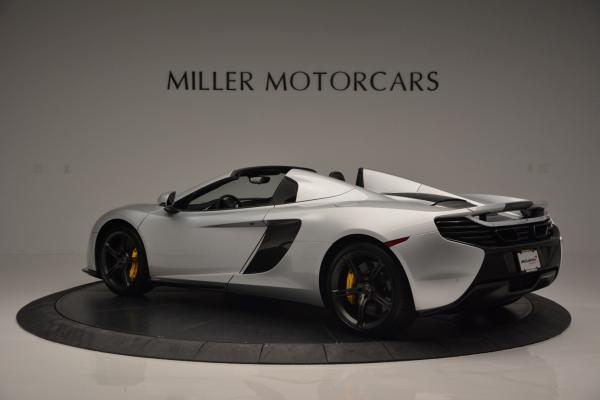 New 2016 McLaren 650S Spider for sale Sold at Maserati of Greenwich in Greenwich CT 06830 4