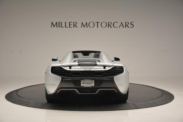New 2016 McLaren 650S Spider for sale Sold at Maserati of Greenwich in Greenwich CT 06830 5