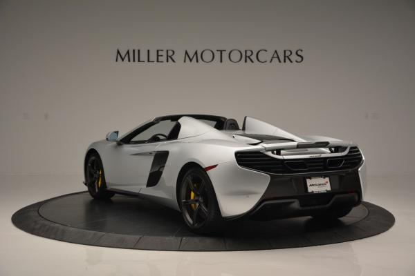 New 2016 McLaren 650S Spider for sale Sold at Maserati of Greenwich in Greenwich CT 06830 6
