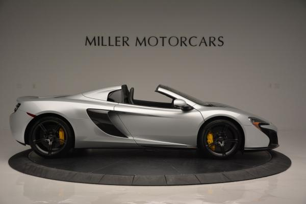 New 2016 McLaren 650S Spider for sale Sold at Maserati of Greenwich in Greenwich CT 06830 7