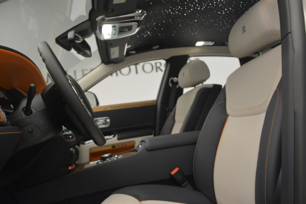 New 2017 Rolls-Royce Ghost for sale Sold at Maserati of Greenwich in Greenwich CT 06830 17