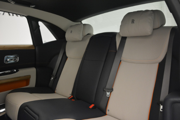 New 2017 Rolls-Royce Ghost for sale Sold at Maserati of Greenwich in Greenwich CT 06830 24