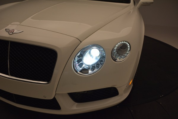 Used 2013 Bentley Continental GT V8 for sale Sold at Maserati of Greenwich in Greenwich CT 06830 17
