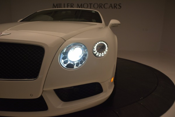 Used 2013 Bentley Continental GT V8 for sale Sold at Maserati of Greenwich in Greenwich CT 06830 18