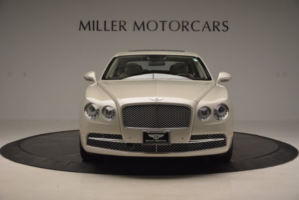 Used 2016 Bentley Flying Spur W12 for sale Sold at Maserati of Greenwich in Greenwich CT 06830 13