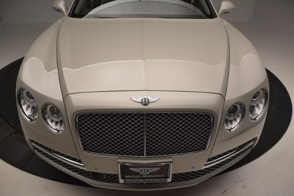 Used 2016 Bentley Flying Spur W12 for sale Sold at Maserati of Greenwich in Greenwich CT 06830 17
