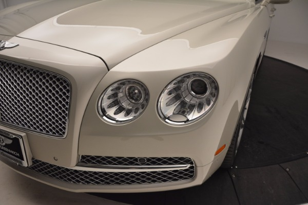 Used 2016 Bentley Flying Spur W12 for sale Sold at Maserati of Greenwich in Greenwich CT 06830 18