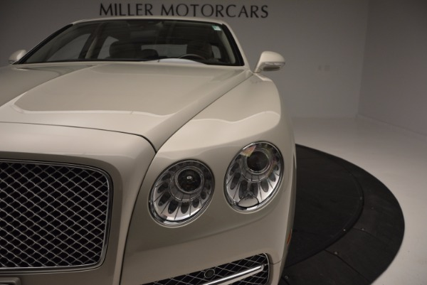 Used 2016 Bentley Flying Spur W12 for sale Sold at Maserati of Greenwich in Greenwich CT 06830 19