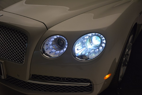Used 2016 Bentley Flying Spur W12 for sale Sold at Maserati of Greenwich in Greenwich CT 06830 24