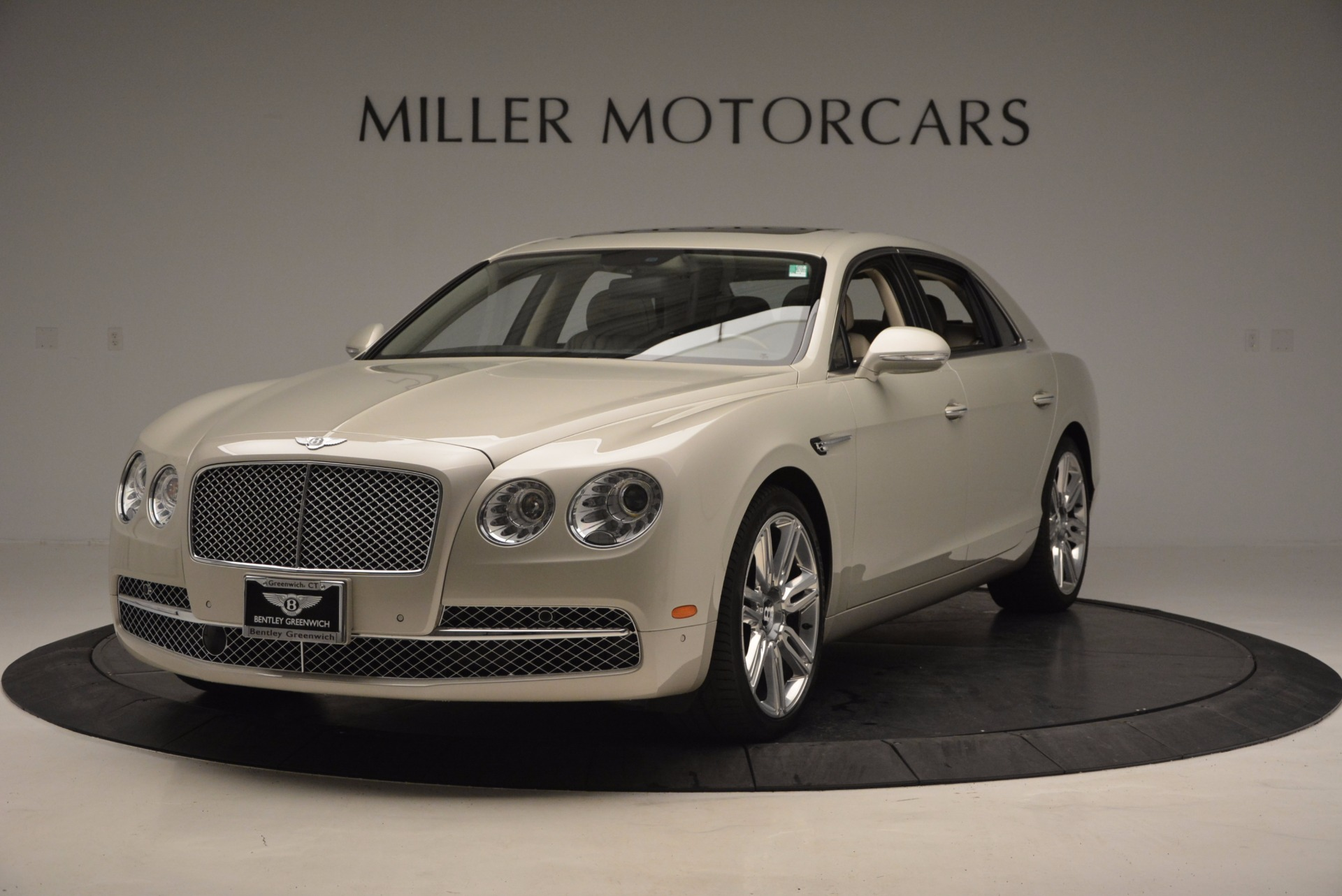 Used 2016 Bentley Flying Spur W12 for sale Sold at Maserati of Greenwich in Greenwich CT 06830 1