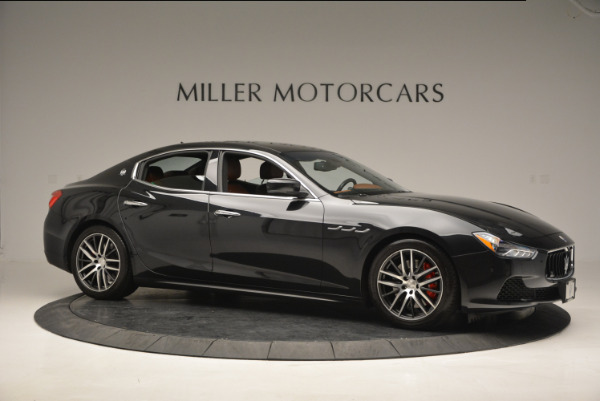 Used 2014 Maserati Ghibli S Q4 for sale Sold at Maserati of Greenwich in Greenwich CT 06830 10