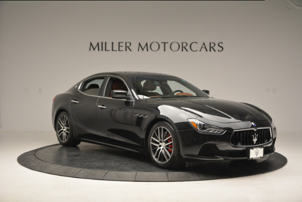 Used 2014 Maserati Ghibli S Q4 for sale Sold at Maserati of Greenwich in Greenwich CT 06830 11