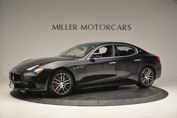 Used 2014 Maserati Ghibli S Q4 for sale Sold at Maserati of Greenwich in Greenwich CT 06830 2