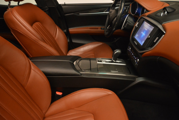 Used 2014 Maserati Ghibli S Q4 for sale Sold at Maserati of Greenwich in Greenwich CT 06830 21