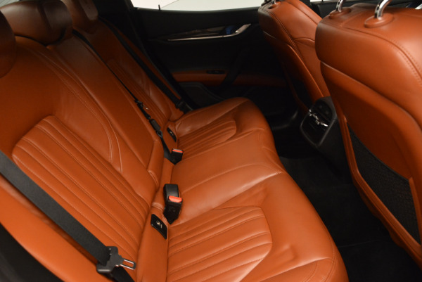 Used 2014 Maserati Ghibli S Q4 for sale Sold at Maserati of Greenwich in Greenwich CT 06830 24