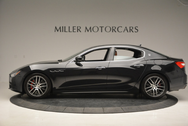 Used 2014 Maserati Ghibli S Q4 for sale Sold at Maserati of Greenwich in Greenwich CT 06830 3