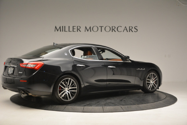 Used 2014 Maserati Ghibli S Q4 for sale Sold at Maserati of Greenwich in Greenwich CT 06830 8