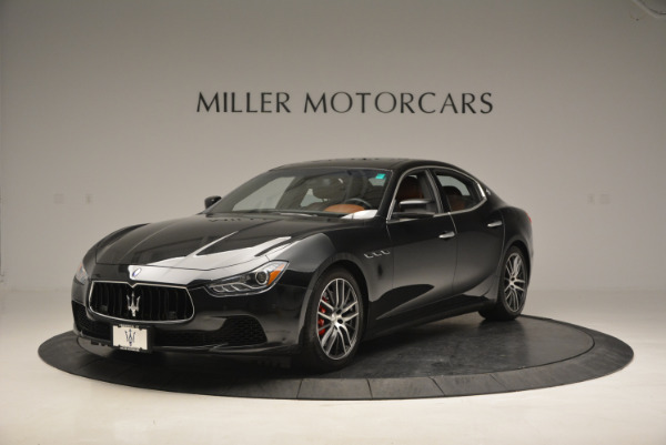 Used 2014 Maserati Ghibli S Q4 for sale Sold at Maserati of Greenwich in Greenwich CT 06830 1