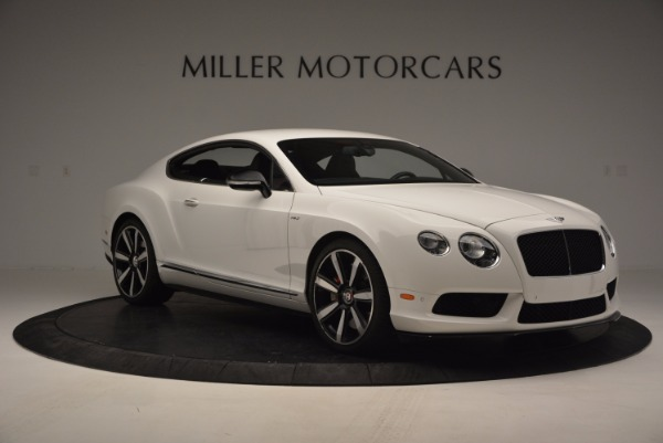 Used 2014 Bentley Continental GT V8 S for sale Sold at Maserati of Greenwich in Greenwich CT 06830 11