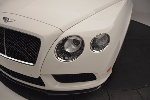 Used 2014 Bentley Continental GT V8 S for sale Sold at Maserati of Greenwich in Greenwich CT 06830 14