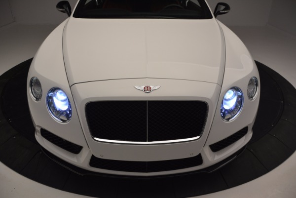 Used 2014 Bentley Continental GT V8 S for sale Sold at Maserati of Greenwich in Greenwich CT 06830 16