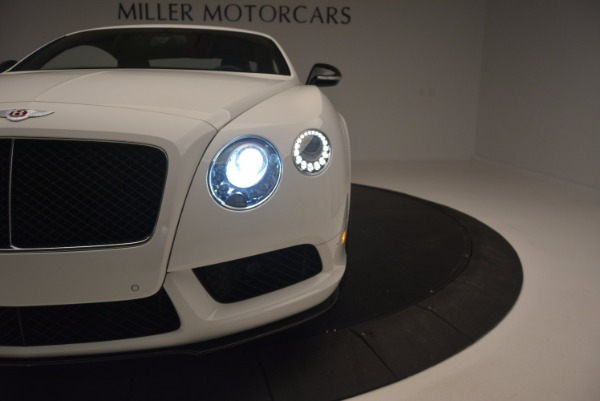 Used 2014 Bentley Continental GT V8 S for sale Sold at Maserati of Greenwich in Greenwich CT 06830 17