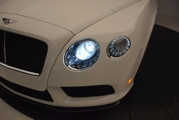 Used 2014 Bentley Continental GT V8 S for sale Sold at Maserati of Greenwich in Greenwich CT 06830 18